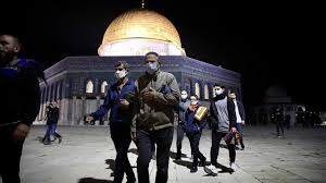 Full transfers in air conditioned coach. Jerusalem S Al Aqsa Mosque Reopens After Lockdown