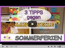 3 Tipps Gegen Langeweile In Den Sommerferien