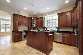 enchanting kitchen wall colors with dark brown cabinets top plan