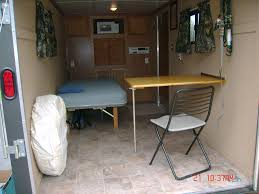 Cabinets For Cargo Trailers V Nose Cabinets Enclosed Trailer Interiors Pinterest