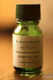 Muji Essential Oil Chart The Art Of Aromatherapy To Soothe And Heal Myria