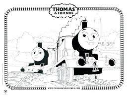 Thomas Tank Engine Coloring Pages Contentparkco
