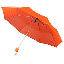 <b>Зонт UNIT Basic Orange</b> зонт очень компактен - Агрономоff