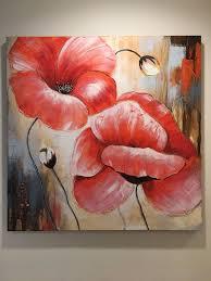 beautiful flower paintings 10 each