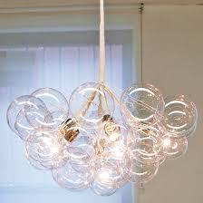 jean pelle bubble chandelier diy jumbo bubble chandelier chandeliers for bedrooms size