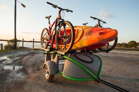 Bike Camper Trailer Kayak Trailers And Campers Sylvansport