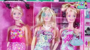 barbie makeup and dress up games for s fashion designer disney princess dressup party