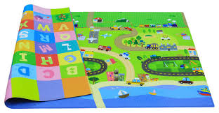 Baby Care Baby Playmat Happy Village Contemporary Baby Gyms