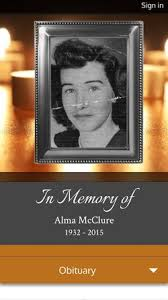 Alma Bolinger McClure (1932-2015) - Find A Grave Memorial