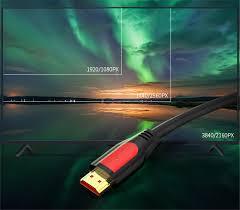 <b>AMPCOM</b> HDMI <b>Cable</b>, HDMI 2.0a 2.0b, 4K HDMI 2.0 <b>Cable</b> HDMI ...