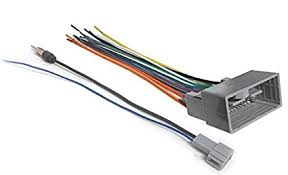amazon com mobilistics car stereo wiring combo harness antenna image unavailable
