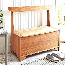 white wood storage bench storage bench wood storage bench woodworking plan from wood regarding wooden