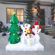 outdoor snowman decorations indoor outdoor led snowman holiday decoration setting lighted snowman outdoor decorations