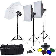 tolifo professional photography photo studio sdlite lighting lamp kit set with 3 250w
