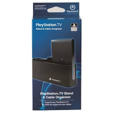 Playstation 3D Display Stand Official Sony PlayStation TV Stand Cable Organiser Games 35