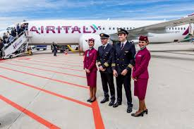 Qatar Airways: Investment in Air Italy