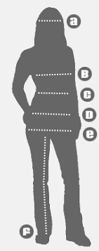 Womens Sizing Information Karmaloop Com