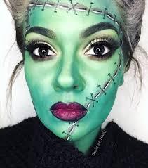 frankenstein s bride makeup