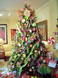 Marvellous Colorful Christmas Tree Decorating Ideas 58 About Remodel  Interior Design Ideas with Colorful Christmas Tree Decorating Ideas