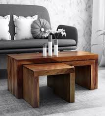 <b>Coffee Table</b> Sets: Buy <b>Coffee Table</b> with Stools Online @ Best ...