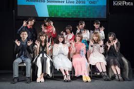animean 2018 aqours アイドルマスター