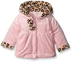 Jessica Simpson Baby Clothes Custom Amazon Jessica Simpson Baby Girls' Hi Loft Fleece Jacket Clothing