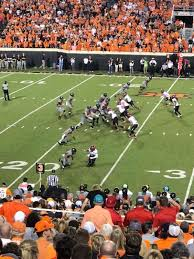 Boone Pickens Stadium Section 207 Row 25 Seat 6 Home Of