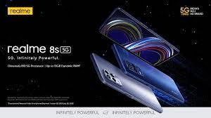 Realme 8s 5G: Das erste Smartphone der ...