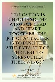 25 Best Quotes About Teaching School Teaching Quotes Education