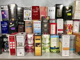 45 Boxed Wines Ranked From Best To Worst Oregonlive Com