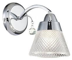 Настенный светильник <b>FREYA</b> Enrica FR2011WL-01CH, 40 Вт ...