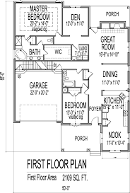 small brick house floor plans drawings