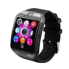 Đồng hồ thông minh gắn sim giá rẻ Q18, có hỗ trợ tiếng Việt, có chức năng  nghe gọi như điện thoại, loa lớn, kiểu dáng sang trọng, lịch sự, Bảo hành