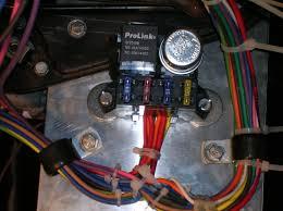ok started wiring on 23t jpg 672 6k