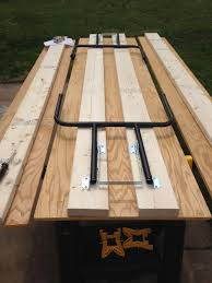 beer garden table. Above Gives You The Main Layout Of Support Structure Benches And Table. I\u0027m Glad Beer Garden Finally Came Together. Table
