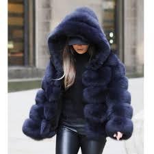 zadorin 18 winter thick warm faux fur coat women plus size hooded long sleeve faux fur jacket luxury winter fur coats bontjas