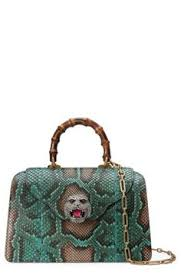gucci bags nordstrom. gucci medium gatto genuine python satchel available at #nordstrom bags nordstrom