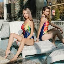<b>Riseado</b> One Piece <b>Swimsuit</b> 2019 Sport <b>Swimming Suits for</b> ...