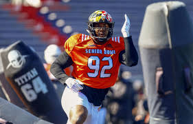 For Patriots, Byron Cowart Could Be Five-Star Lightning In A Fifth-Round  Bottle