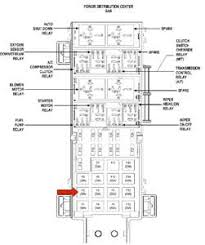 fuse box diagram for a jeep liberty fuse wiring diagrams online