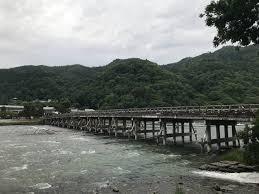 京都嵐山天下一の観光スポットを悠々自適に朝活攻め初夏の紫陽花も