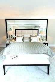 Bed Set With Mirror Headboard Mirrored Headboard Bedroom Set ...