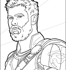 Coloring Pages Avengers Coloring Sheets Ring R Pages Printable