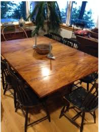 a mid 19th century tiger maple drop leaf dining room table b circa 1770 century boston highboy