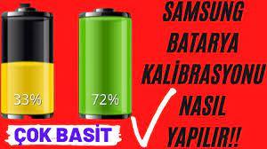 ŞARJ ÇABUK BİTİYOR VE BATARYA PROBLEMİN Mİ VAR.?? - YouTube