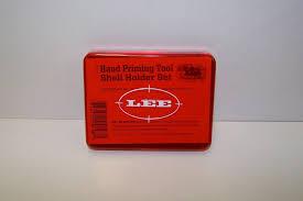Lee Precision Hand Priming Tool Shell Holder Set Of 11 Shellholders 90198