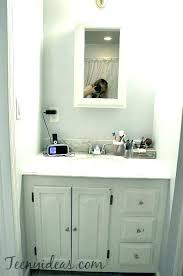 Painting bathroom vanity before and after Vanity Makeover Paint Bathroom Vanity Ideas For Painting Bathroom Bathroom Cabinet Paint Ideas Ideas Painting Bathroom Vanity Paint Bathroom Vanity Extraordinary Provident Home Design Paint Bathroom Vanity Painting Bathroom Vanity Chalk Paint