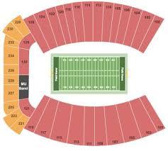 Joan C Edwards Stadium Tickets And Joan C Edwards Stadium