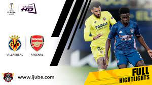 ไฮไลท์ฟุตบอล ยูฟ่ายูโรปาลีก 2020-21 บียาร์เรอั