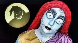 sally nightmare before makeup tutorial septimber 2016